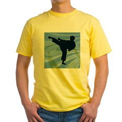 Water Boy Yellow T-Shirt