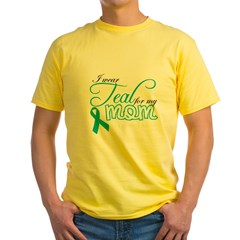 Mom Yellow T-Shirt