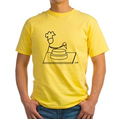 Baker.jpg Yellow T-Shirt