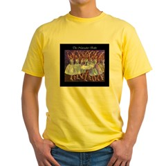 Nutcracker Snow Balle Yellow T-Shirt