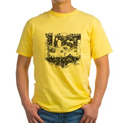 Island LOST Vintage Yellow T-Shirt