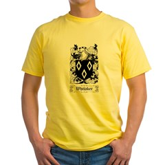 Whitaker Yellow T-Shirt