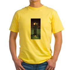 Circe Invidiosa Yellow T-Shirt