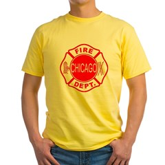 Chicago Yellow T-Shirt