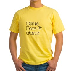 B.B.C Yellow T-Shirt