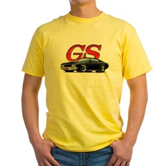 Black Skylark GS Yellow T-Shirt