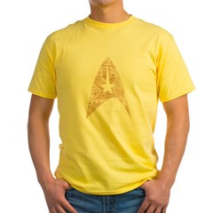 Star Trek Yellow T-Shirt