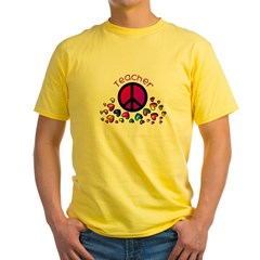 Teachers Yellow T-Shirt