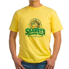 Sharky's Seaside Bar Yellow T-Shirt