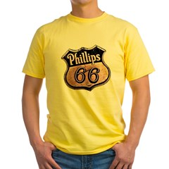 Phillips 66 Yellow T-Shirt