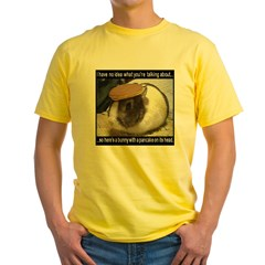 Rabbit Yellow T-Shirt