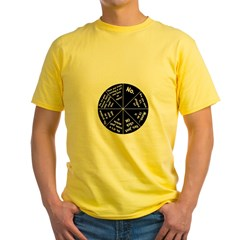 IT Response Wheel Yellow T-Shirt