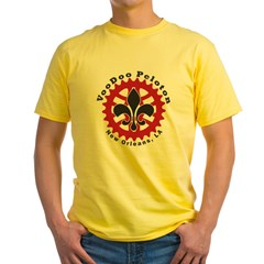 Gear de Lis - VooDoo Yellow T-Shirt