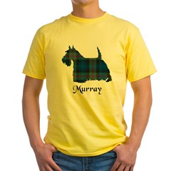 Terrier - Murray Yellow T-Shirt