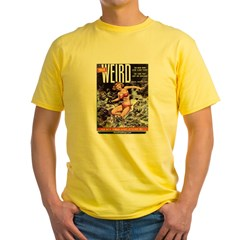 TRUE WEIRD, Nov. 1955 Yellow T-Shirt
