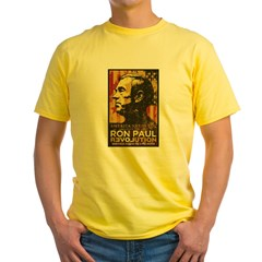 America Needs You Yellow T-Shirt