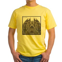 Barcelona Sagrada Yellow T-Shirt