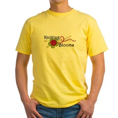 Lt-T-Shirt Yellow T-Shirt