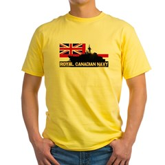 RCN Yellow T-Shirt