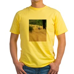 Runner Yellow T-Shirt