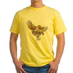 Next-to-the-Last Great Act of Defiance Yellow T-Shirt