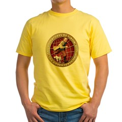 Adventures of Tintin Yellow T-Shirt