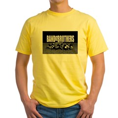 Band of Brothers Yellow T-Shirt