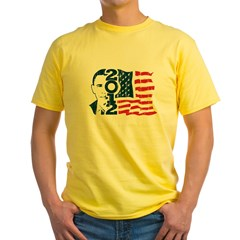 Obama 2012 Yellow T-Shirt