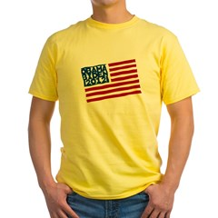 Obama Biden 2012 Yellow T-Shirt