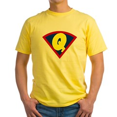 Super Jersey Yellow T-Shirt