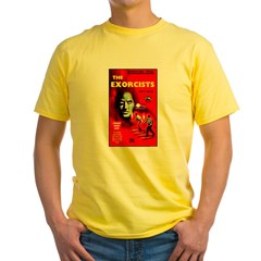 The Exorcists Yellow T-Shirt