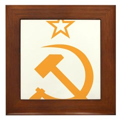 Soviet Framed Tile