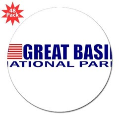 "Great Basin National Park 3"" Lapel Sticker (48 pk)"