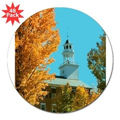 "Vermont Country Church 3"" Lapel Sticker (48 pk)"