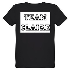 TEAM CLAIRE Infant Creeper Organic Kids T-Shirt (dark)
