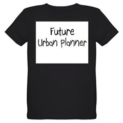 Future Urban Planner Organic Kids T-Shirt (dark)
