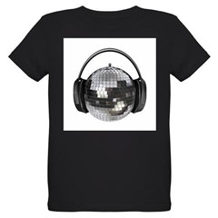 Music world Organic Kids T-Shirt (dark)