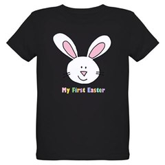 1st Easter Organic Kids T-Shirt (dark)