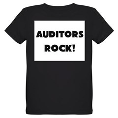 Auditors ROCK Organic Kids T-Shirt (dark)