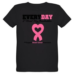 BreastCancerMissGrandmother Organic Kids T-Shirt (dark)