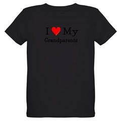 I Love My T Shirts: Organic Kids T-Shirt (dark)