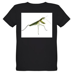 Praying Mantis Infant Creeper Organic Kids T-Shirt (dark)