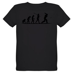 Cricket Organic Kids T-Shirt (dark)