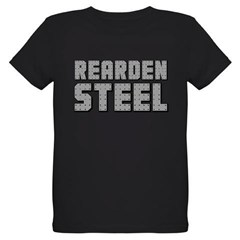 Rearden Steel Organic Kids T-Shirt (dark)
