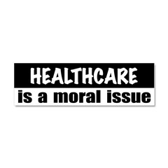 Healthcare Car Magnet 10 x 3