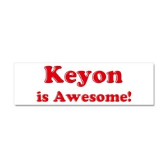 Keyon is Awesome Car Magnet 10 x 3