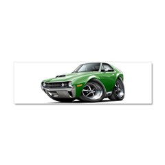 1970 AMX Green Car Car Magnet 10 x 3