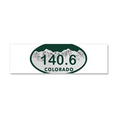 140.6 Colo License Plate Car Magnet 10 x 3