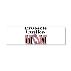 Brussels Griffon MOM Car Magnet 10 x 3