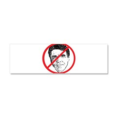 No Rick Perry! Car Magnet 10 x 3